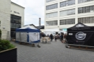 ... and there it is, on the far side, on the left: the second Birmingham Coffee Festival.