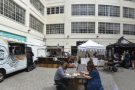 You enter via a large, outdoor Street Food market (which we'll come back to). For now...