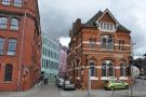 The Custard Factory, in Digbeth, home of the Birmingham Coffee Festival.