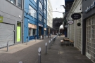 It's a big place, the Custard Factory, so you need to know where you're going.