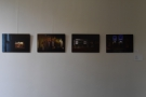 More pictures lining the walls.