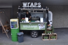 I stopped by for a wrap for breakfast on my way in.