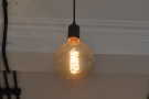 ... which leads, inevitably, to the obligatory light bulb shot.