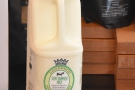 The milk, meanwhile, is from local(ish) supplier, Goodwood Dairies.