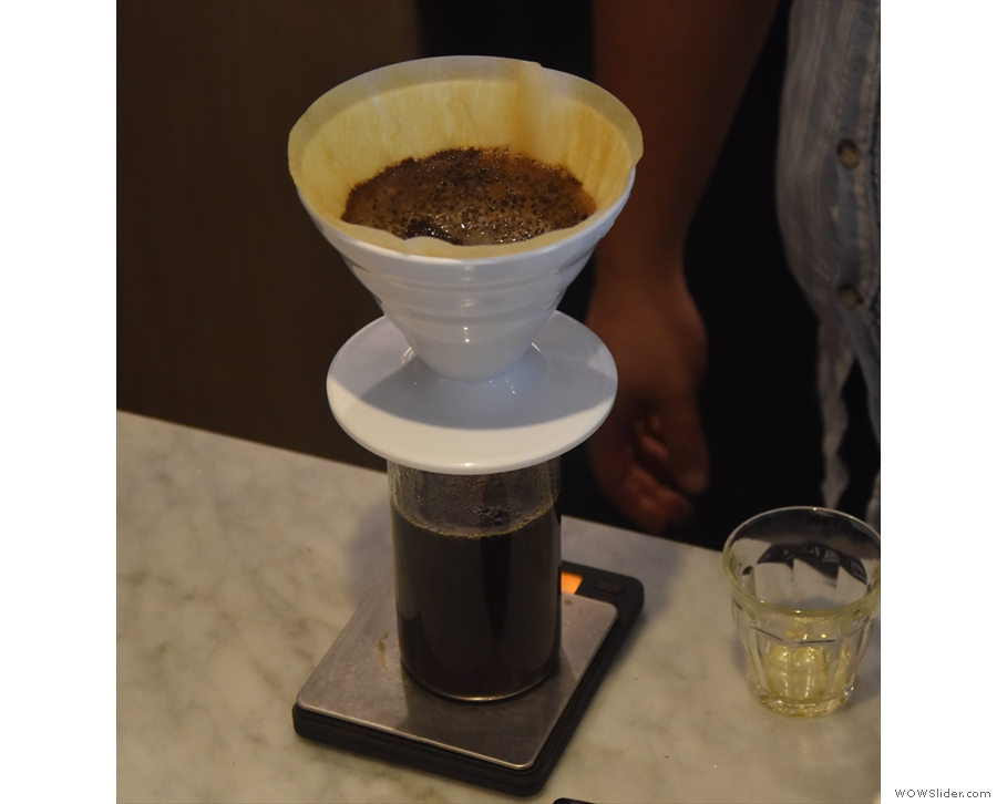 ... pour-overs included!