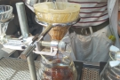 ... the Brazilian Sitio Da Torre, the second coffee roasted by Switch Coffee Tokyo.