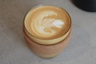 However, I'll leave you with someone else's flat white (in a KeepCup I'm pleased to note)...