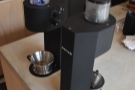 Rosslyn uses the SP9 from Marco Beverage Systems to do pour-over.