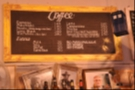 The coffee menu certainly implies there is!