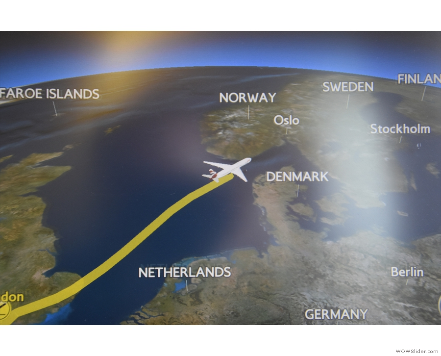 By now we were approaching Sweden, desperately trying to avoid Denmark & Norway!