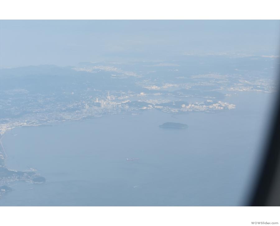 Yes, I'm sure that this is Yokohama.