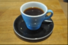 A very poor picture of a very fine cup of coffee.