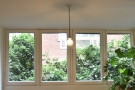 There are also windows at the back, which make it a bright space...