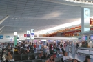 By 07:20 I was in the spacious departure halls of Haneda Airport.