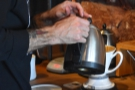 ... and we're off! The Bonavita Dripper is, like the Clever Dripper, a cross between...