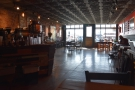 Before we go any further, here's a view from the back of Firecreek Coffee.