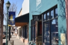 On Historic Route 66, running through the centre of Flagstaff, you'll find this...