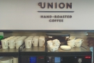 Back on UK soil and back in the very same lounge I had my first Union/BA coffee.
