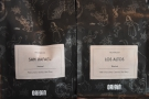 This month there's a pair of Nicaraguan coffees, one washed, the other a natural.