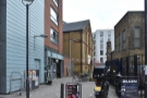 In Wandsworth, close to where the Wandle runs into the Thames, is Chapel Yard...
