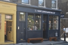 The Gentlemen Baristas Coffee Store on Park Street, just west of Borough Market.