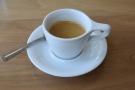 Talking of which, I had the single-origin espresso, an organic Guatemalan Concepcion...