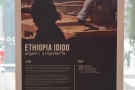 I was there in the middle of Ethiopia season...