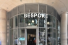 The Bespoke Cycling shop on Milk Street, in the heart of the City of London.