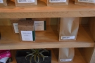 ... although there are retail boxes from Parlor Coffee, suppliers of the espresso blend.
