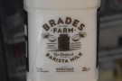 The milk, by the way, is from Brades Farm.