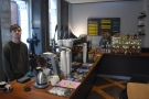 February saw me back in the UK just long enough for a visit to Foundry Coffee in Sheffield.