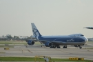 ... all the way up to the big boys like this Boeing 747.