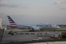 American and United only arrive at Terminal 5, so once they've disembarked, off they go.