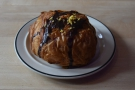 I didn't fancy a cheese toasty for breakfast, so had a pan au chocolate intsead.