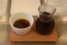 ... lunch break, so had to settle for a single pour-over...