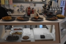 ... having first filed past all the cakes and pies!