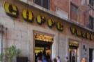 There's also an entrance around the corner on the narrow Via dei Pastini.