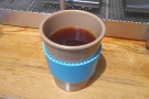 Finally, it's not all flat white and latte art. Here's my Eco To Go Cup sampling one of...