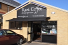 Rave Coffee,  just south of Cirencester, on a sunny September afternoon.