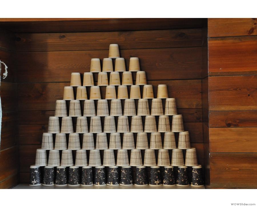 Nice pyramid!