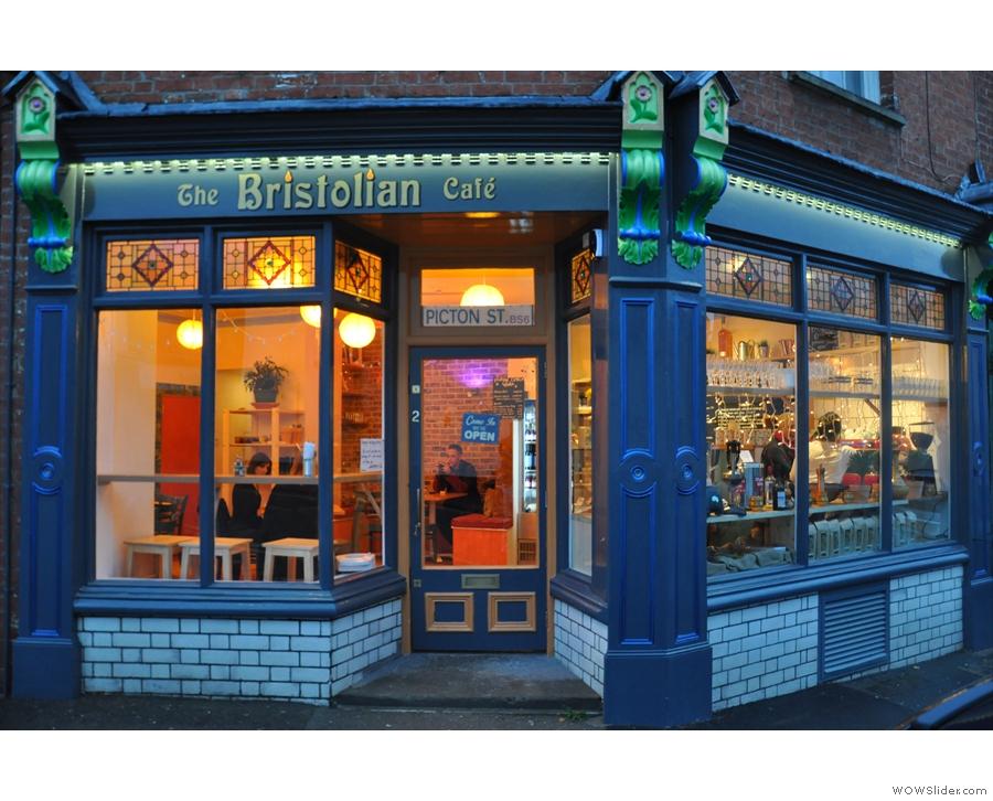 February: The Bristolian, a legend reborn on Picton Street