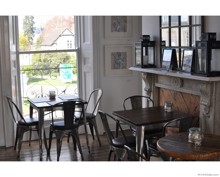 June: Cheltenham's Coffee & Co. Like having great coffee in your living room