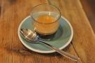 I rounded things off with this espresso.