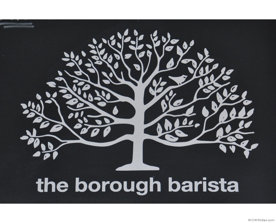 The Borough Barista: the espresso blend could have been tailored just for me