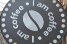 I Am Coffee, New York City, is taller than it is long or wide!