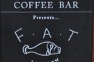 Dunne Frankowski @Sharps: coffee and haircuts...