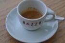 Razzo Coffee, flying the flag for Edinburgh on St Andrew Square