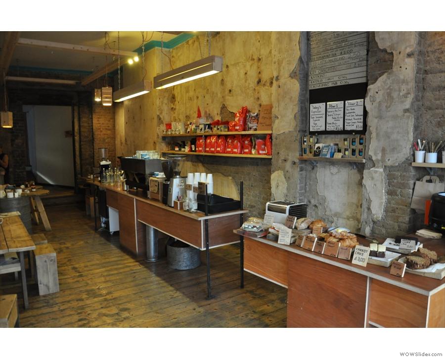 Vagabond N7: Best Espresso
