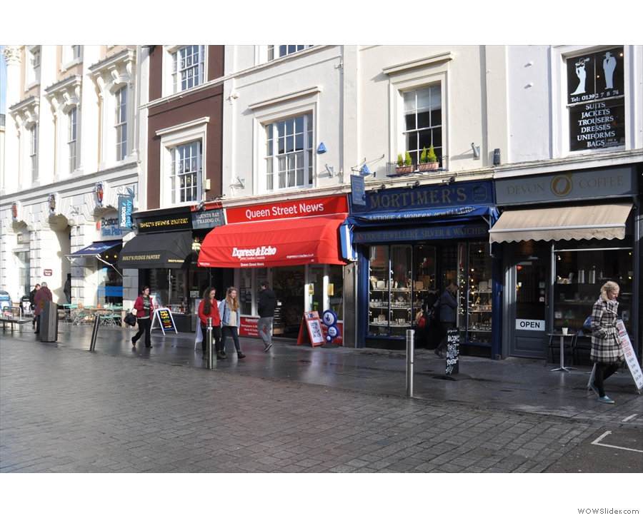 Cakes Shops In Exeter