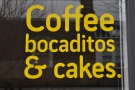And what do you serve? No, I didn't know what a bocadito was either!